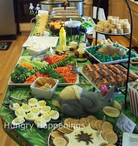 Buffet Table Ideas Buffet Tables And Party Food Food Ideas Buffet List