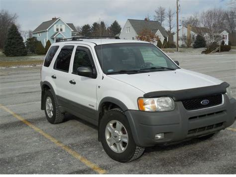 does ford escape 4 wheel drive purchase used 2002 ford escape 4x4 all wheel drive suv 4