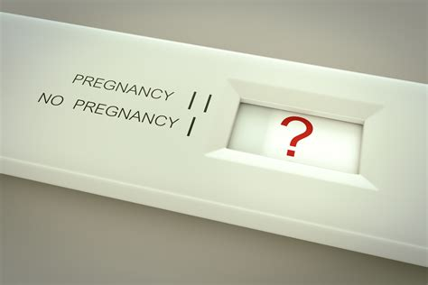 can i count on the accuracy of a home pregnancy test