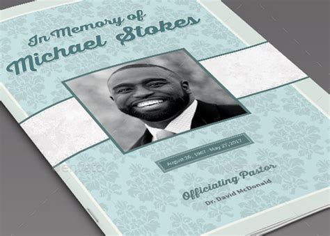 microsoft office funeral program template free funeral program template microsoft word free
