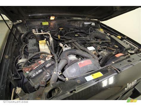 1999 jeep sport engine 1999 jeep sport 4 0 liter ohv 12 valve inline 6