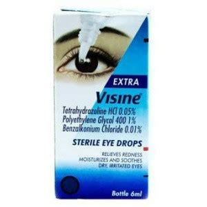 Obat Tetes Mata Visine 6 Ml 1 Pcs jual nexcare opticlude dewasa prosehat