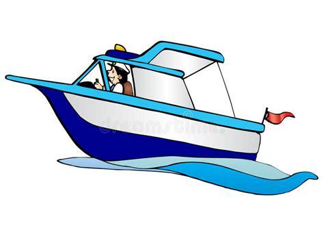 cartoon boat on the sea cartoon sea boat stock illustration image of ship