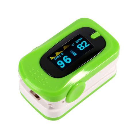 Pulse Oximeter Spo2 Rate finger fingertip pulse oximeter blood oxygen meter