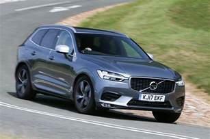 Volvo Xc 60 Reviews Volvo Xc60 Review 2017 Autocar
