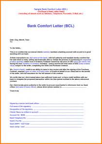 9 letter of comfort sample monthly bills template