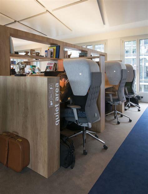office design idea create a designated quiet area