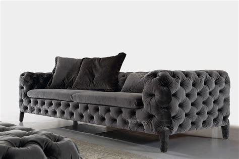 sofas modernos italianos