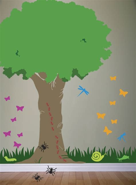bug wall stickers bugs wall decals stickers