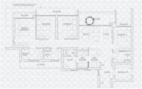 riverbank fernvale floor plan riverbank fernvale condo details fernvale close in