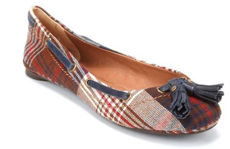 plaid flat shoes s shoes lucky brand edison ballerina ballet flats