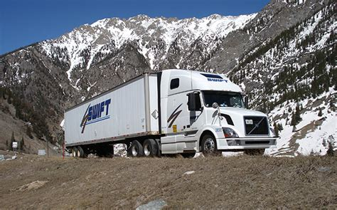 swift transportation cdl truck driving school