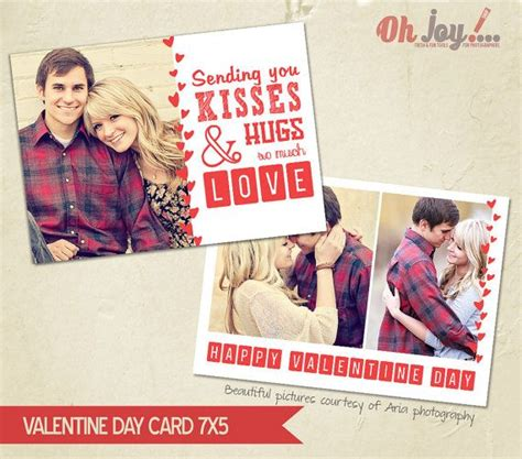 Valentines Day Card Template Photoshop by 7 Best S Day Templates For Photographers Images