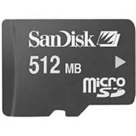 Pasaran Memory Card Micro Sd sandisk 512mb sdsdq 512 microsd secure digital card