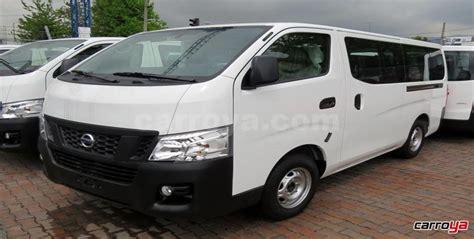 estado de cuenta de veiculos bogota del 2015 nissan nuevo urvan 2 5 diesel 8 pasajeros 2014 en venta en