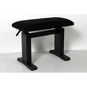 hydraulic piano bench musician s gear hydraulic lift piano bench white vinyl top