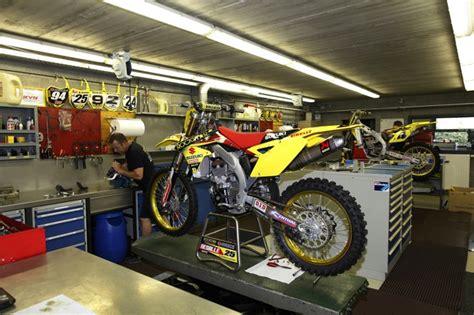Motocross Shop by Motocross Action Magazine Secret Places Inside Suzuki S