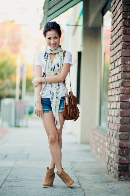 casual friday suede ankle boots summer shorts wendy
