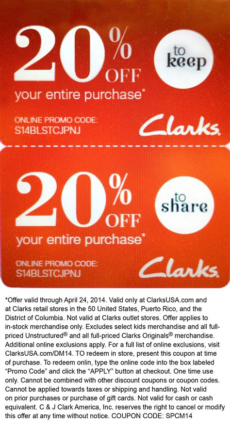 printable clarks vouchers clarks shoes usa coupons american eagle coupon codes