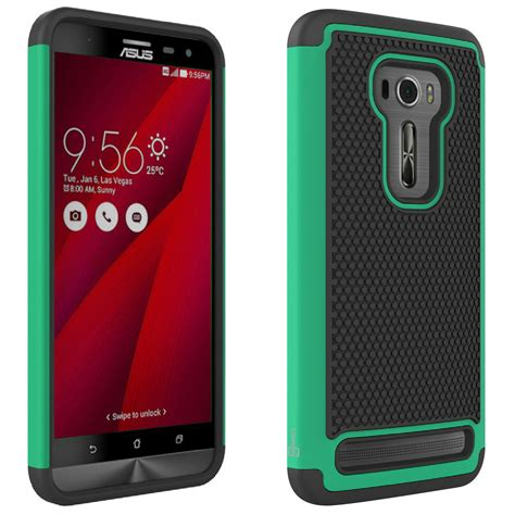 Asus Zenfone 2 55 Armor Bumper Casing Soft Cover Sarung for asus zenfone 2 laser 5 5 quot tough protective hybrid phone cover ebay