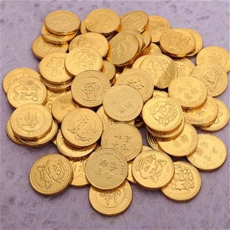 new year coin envelopes new year chocolate coins 12 coins arts