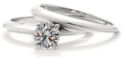 Wedding Bands To Pair With Solitaire by The Pair 9 Ideal Engagement Ring Wedding Band