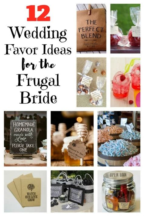 low budget wedding ideas uk 12 wedding favor ideas for the frugal the budget diet