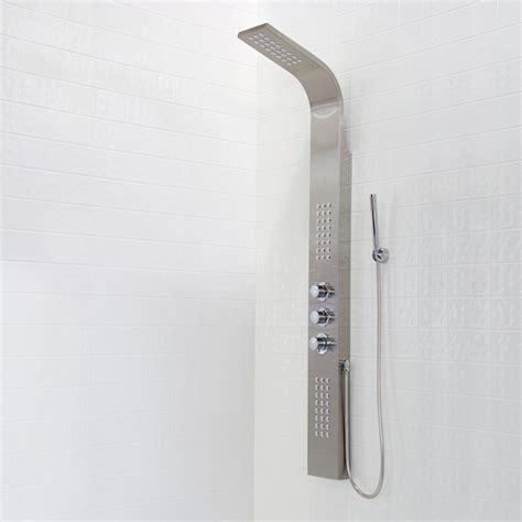 Vigo Shower Panel by Vigo Industries Shower Column Vg08009st Stainless Steel