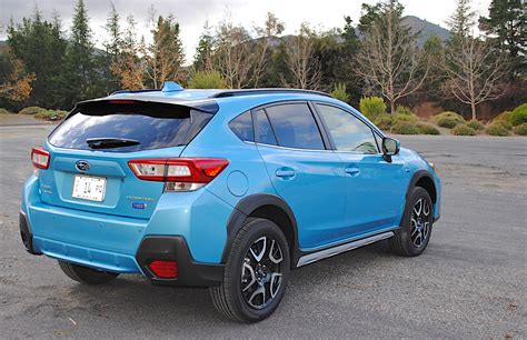 2019 Subaru Hybrid by Weekend Warrior 2019 Subaru Crosstrek Hybrid Test Drive