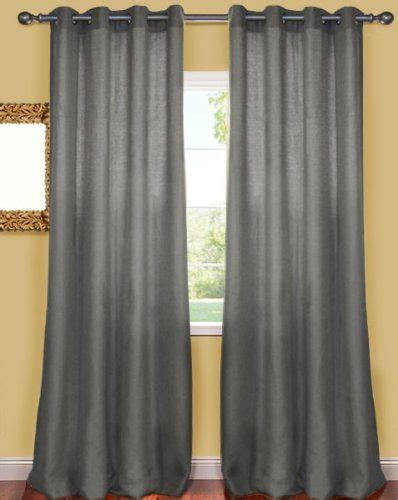 rodeo home curtain panels rodeo home nature two panel drapery 54 quot x 96 quot platinum