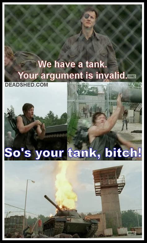 Walking Dead Memes Season 4 - contains spoilers twd 4x08 quot too far gone quot episode