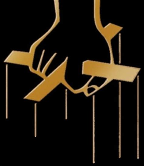 Tshirt The Godfather Gold godfather logo wallpaper the godfather gold puppet