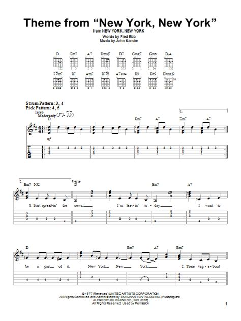 theme music news theme from quot new york new york quot sheet music direct