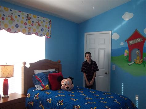 photos of mickey mouse clubhouse room decor office and
