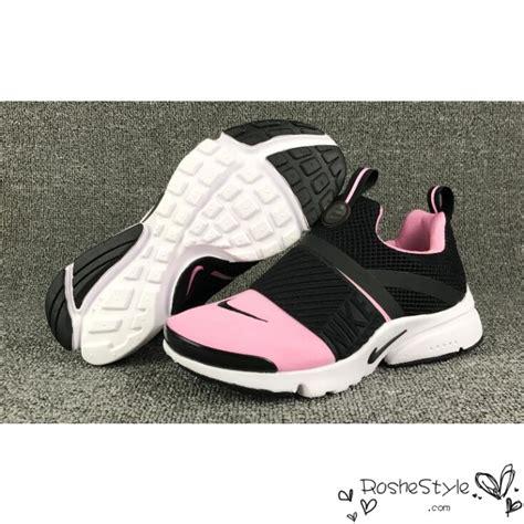 Sepatu Nike Air One Black Pink Womens Style Sporty Trendy womens nike air presto pink black white
