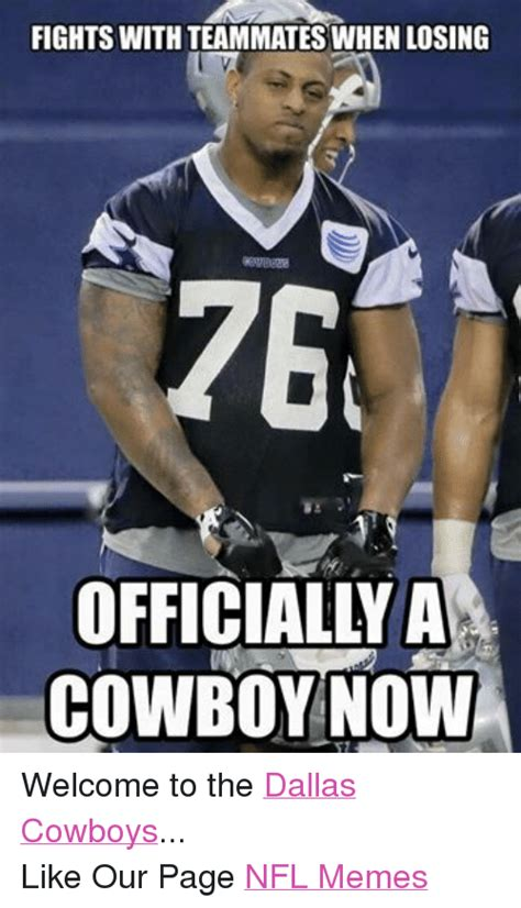 Memes About Dallas Cowboys - 90 funny dallas cowboys memes of 2016 on sizzle