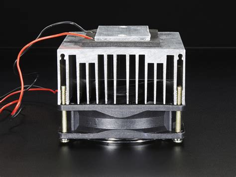 peltier thermo electric cooler module heatsink assembly