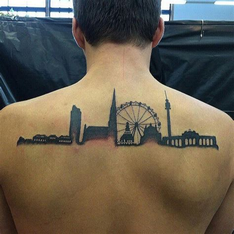 city skyline tattoo designs 20 skyline designs ideas design trends