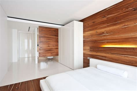 Bedroom Wood Design White Wood Bedroom Interior Design Ideas