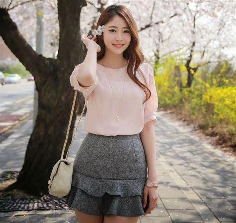 imagenes coreanas femeninas moda coreana 15 modelos de blusas para este 2015 mundo