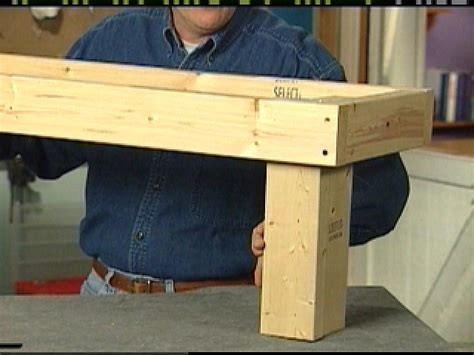 build  loft bed hgtv