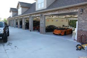 Big Garage Plans Garages Cool 09 08 10 22 Thethrottle