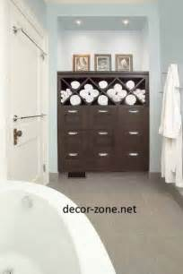 storage bathroom cabinets 10 bathroom towel storage ideas for small bathrooms