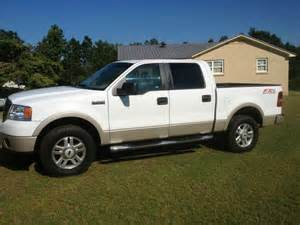 buy used 2007 ford f 150 lariat crew cab 5 4l fx4 power