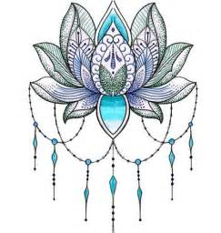Lotus Blossom Drawing 25 Best Ideas About Lotus Flower Design On
