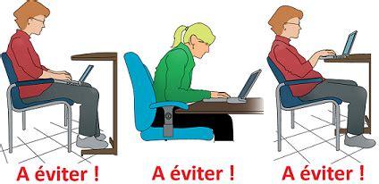 bureau r馮lable en hauteur ergonomique ordinateur portable et ergonomie une solution le