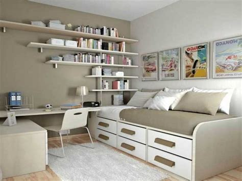 Creative Storage Ideas For Small Bedrooms | storage ideas for small bedrooms design and decorating