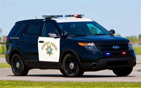 Ford Cruiser Ford Interceptor Utility Is California Highway