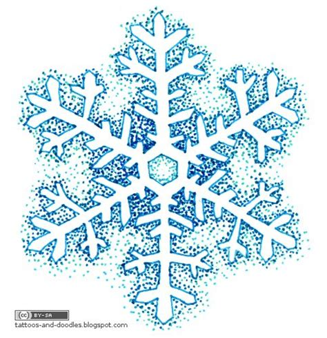 snowflake tattoo designs tattoos and doodles snowflakes and happy new year