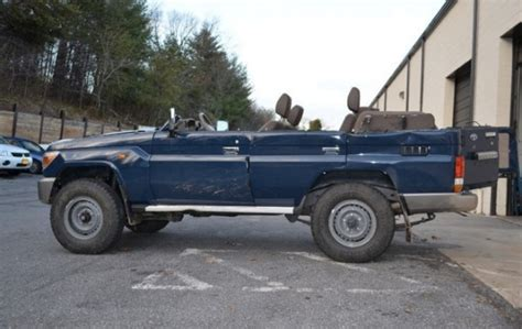 Toyota Land Cruiser For Sale In Usa Unlucky Toyota Land Cruiser Hzj76 In The Usa Bring A Trailer